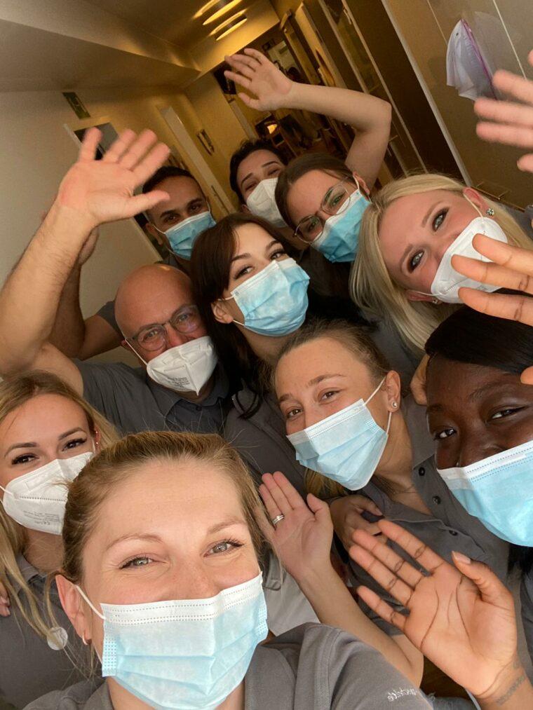 Zahnmedizinische Fachnagestellte